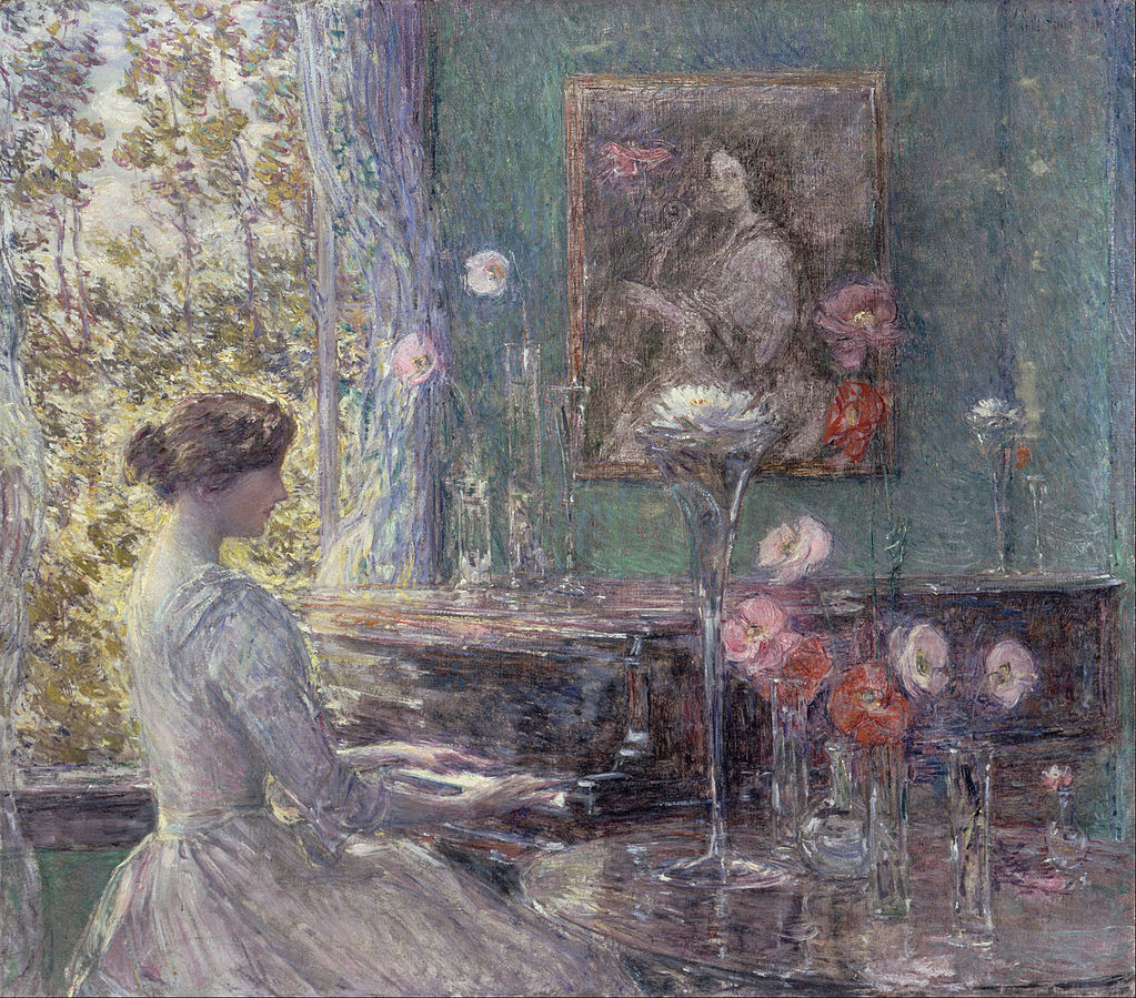 Childe_Hassam_Improvisation