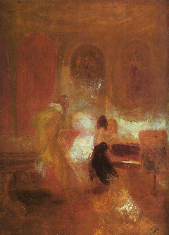 la musique de William Turner
